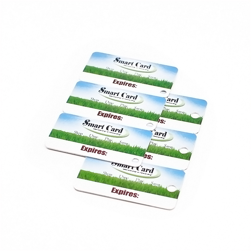 RFID PVC Dual Frequency IC ID NFC Smart Card for VIP Card